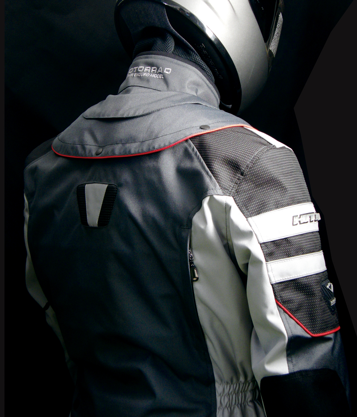 Airbag Black back