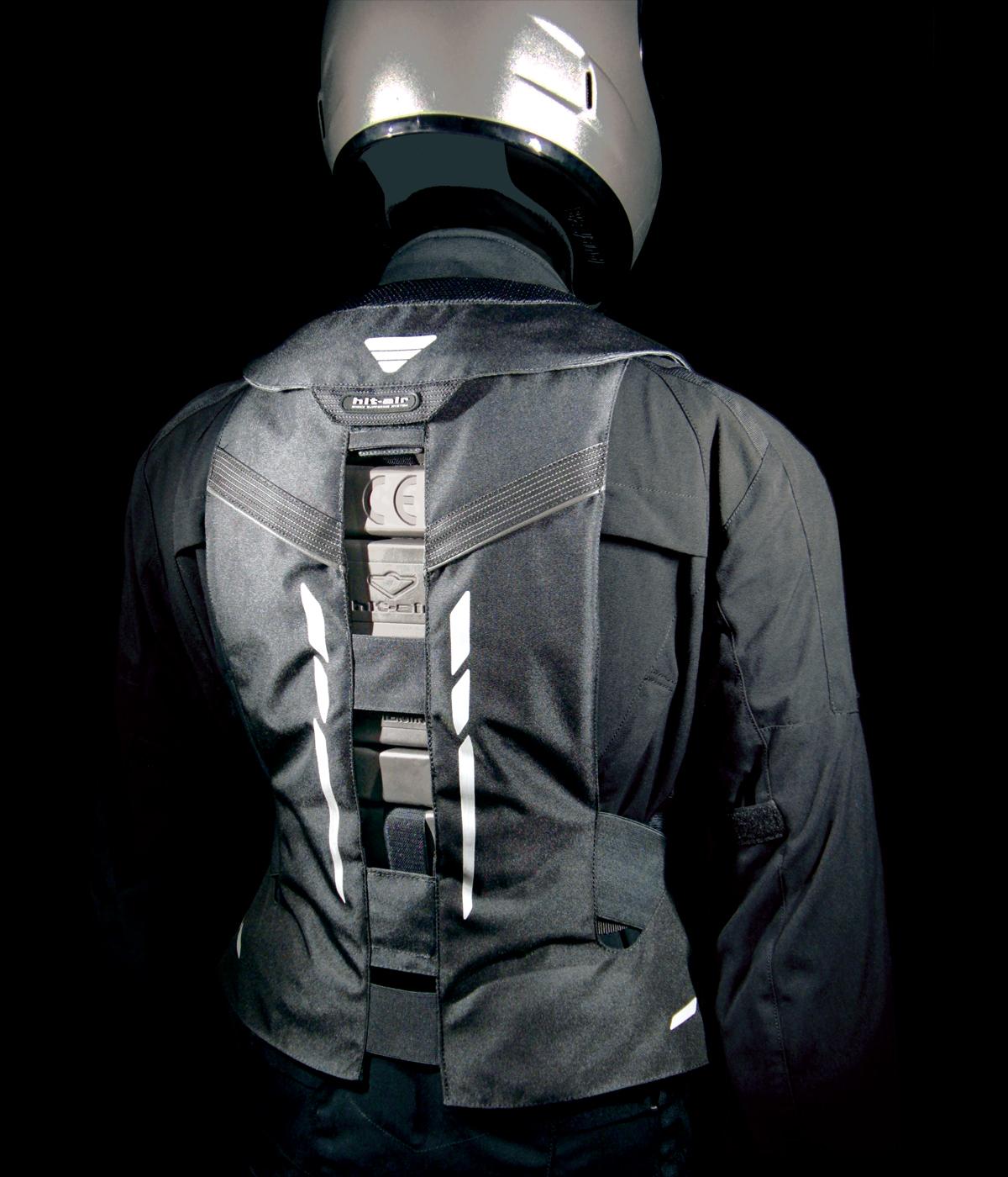 Airbag befor back