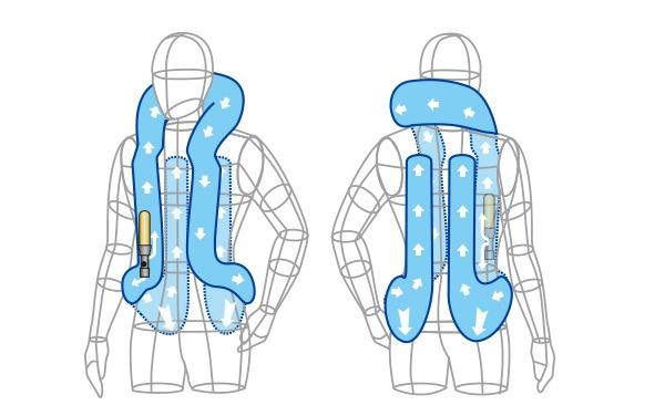 首気室露出型・腰気室収納式 キーボックスB型