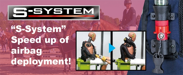 """S-System"" Speed up of airbag deployment!"