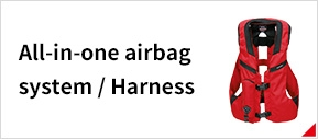 All-in-one Airbag / Harness